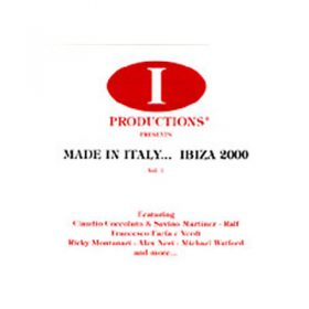 Made In Italy Ibiza Sessions 2000 (1CD)