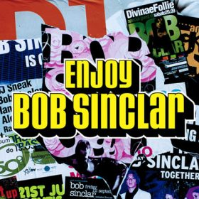 Enjoy Bob Sinclar (2cd+dvd)