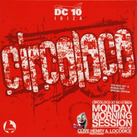 Circo Loco DC10 Ibiza Monday Morning (2cd+DVD)
