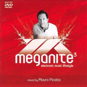 Meganite 3 Mauro Picotto