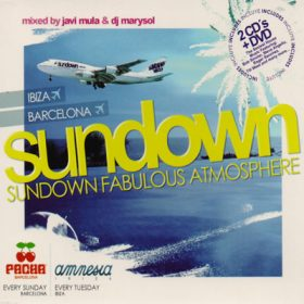 Sundown Fabulous Atmosphere (2cd+dvd)