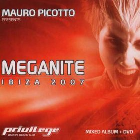 Meganite Ibiza 2007 (CD+DVD)