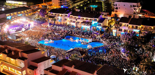 casino club ushuaia shows