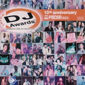 Ibiza DJ Awards 10th Anniversary (2CD)