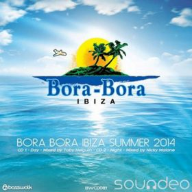 Bora-Bora Ibiza Summer 2014 (2cd)