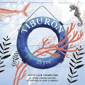 Tiburon Beach Club Formentera 25 yrs 2016 (2CD)