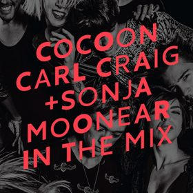 Cocoon Carl Craig & Sonja  Moonear (2CD)