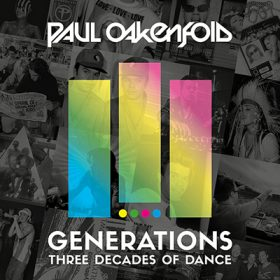Generations Paul Oakenfold (3CD)