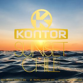 Kontor Sunset Chill 2017 (3CD)