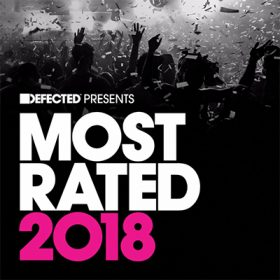 Defected Most Rated 2018 (3CD)