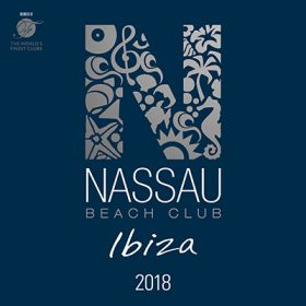 Nassau Beach Ibiza 2018 (2CD)