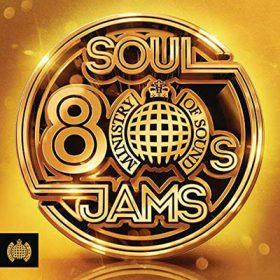80s Soul Jams 2018 (3CD)
