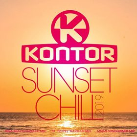 Kontor Sunset Chill 2019 (3CD)