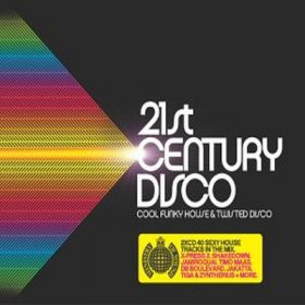 21st Century Disco (1CD)