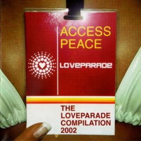 Access Peace LoveParade 2002 (2CD)