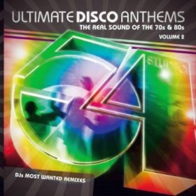Ultimate Disco Anthems 2 (1CD)