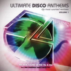 Ultimate Disco Anthems 1 (1CD)