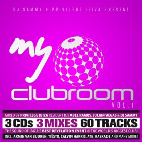 My Clubroom Vol. 1 (3CD)