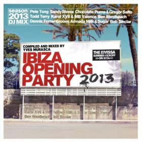 Ibiza Opening Party 2013 (2CD)