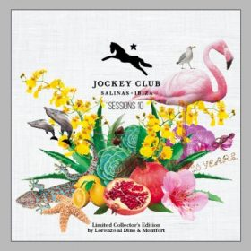 Jockey Club Salinas Ibiza 10 (2CD)