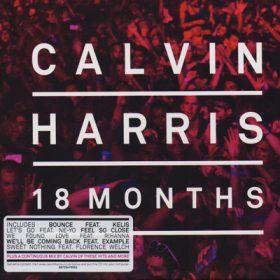 Calvin Harris 18 Months (1CD)