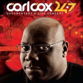 Carl Cox 24.7 Documentary Live Concert (DVD)
