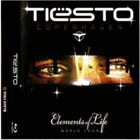 Tiësto Copenhagen Elements Of Life (2DVD)