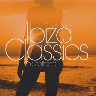 All time ibiza classics the anthems 2cd for Ibiza house classics