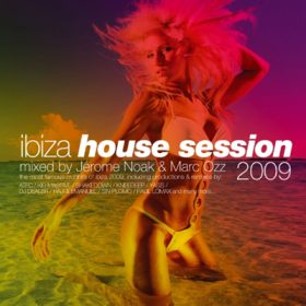 Ibiza House Session 2009 (1CD)