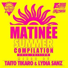 Matinée Summer Compilation 2013 (2CD)