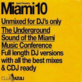 Miami 10 Unmixed For DJs (2CD)