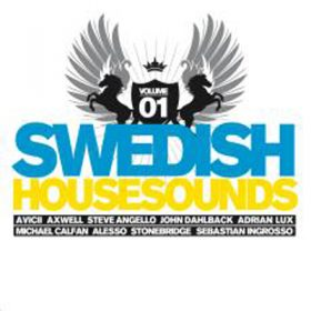 Swedish Housesounds Vol. 1 (2CD)
